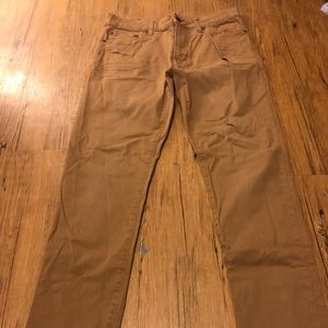 American Eagle Outfitters Jeans - Men's American Eagle Khaki Skinny Jeans 30x30